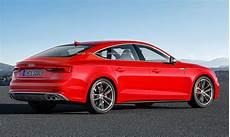 Audi S5 Sportback 2016 - 2016 audi s5 sportback rear three quarters rendering