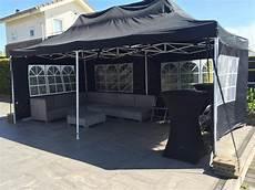 easy up tent 3x6 meter huren vouwtent verhuur tilburg