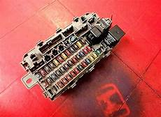 96 civic fuse box 96 97 98 99 00 honda civic dash fuse box w fuses relays oem 38600 s01 a1 ebay