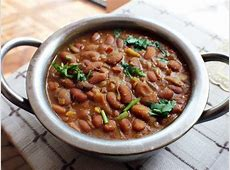 curried red kidney beans and cauliflower  rajma masala_image