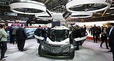 Italdesign Airbus Debut Flying Pop Up Car Concept In