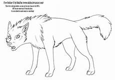 clipart library more like wolf outline by rukifox clip