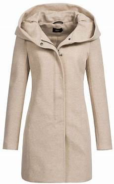 ärmel damen only damen mantel sedona 220 bergangs jacke kurz parka