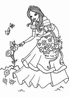 Ausmalbilder Prinzessin 13 Ausmalbilder Zum Ausdrucken Free Photos