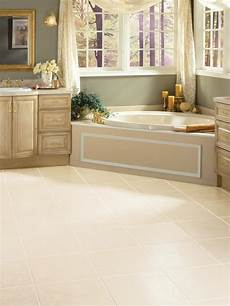 flooring for bathroom ideas vinyl bathroom floors hgtv