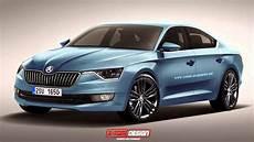 New Skoda Superb 2015 Model