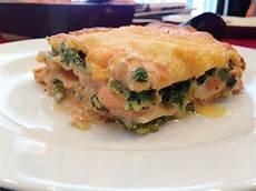 Lachs Lasagne Mit Spinat Rezept Mit Bild Stetim
