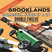 Brooklands Double Twelve Festival  The Morgan Three