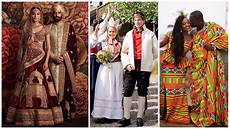 38 most amazing and traditional wedding outfits from around the world