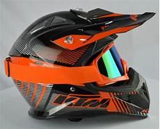 2016 New Arrival Ktm Orange Racing Motorcycle Helmet With