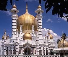 Ubaidah Mosque Kuala Kangsar Perak Dengan Gambar