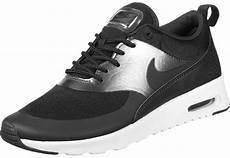nike air max thea knit w shoes black