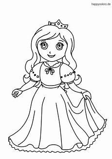 Ausmalbild Prinzessin Kleid Ausmalbilder Prinzessinnen