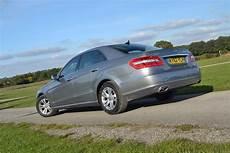 Mercedes E300 Bluetec Hybrid Sedan Drive