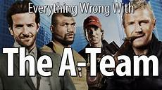 A Team - everything wrong with the a team in 16 minutes or less