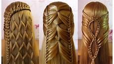 Coiffures Simples Et Belles Facile 224 Faire Cheveux Longs