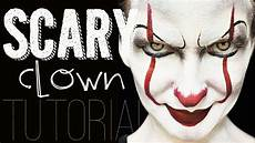 Scary Clown Painting Tutorial