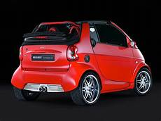 smart fortwo cabrio brabus specs photos 2003 2004