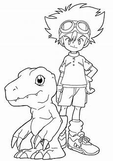 Malvorlagen Fusion Digimon Coloring Pages And Coloring On