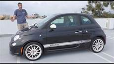 a used fiat 500 abarth is the most you can for