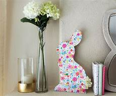 Home Decor Ideas Using Paper by Home Decor Easter Mantle W Expandable Paper Pads Me