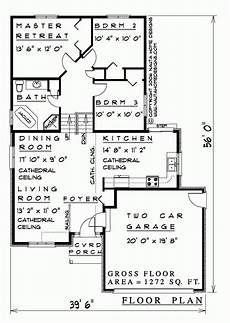backsplit house plans 3 bedroom backsplit house plan bs145 1272 sq feet