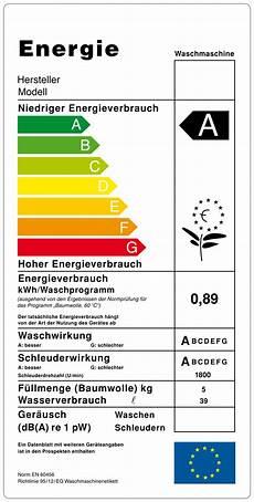 energieverbrauchskennzeichnung