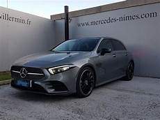 Occasion Mercedes Classe A 180 D 116ch Amg Line Edition 1