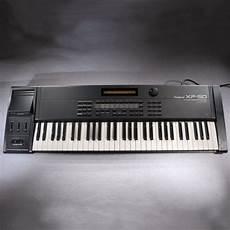 Roland Xp50 Synthesizer Keyboard Workstation Xp 50