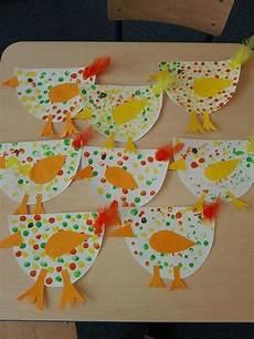 Basteln Mit Kindern Im Fr 252 Hling Und F 252 R Ostern Preschool