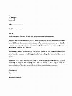 handover of work responsibilities and duties email sle 131212 project handover letter draft