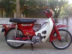 Modifikasi Kap 70 by Automotif Motor Klasik Honda Kap 70
