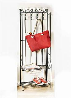 garderobe mit schuhablage metall garderobe mit schuhablage decor home decor