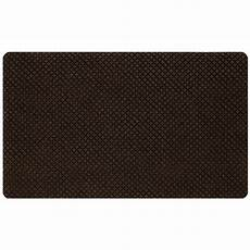 6 Ft Door Mat by Mohawk Home Prima Donna Chocolate 1 6 Ft X 2 6 Ft Door