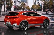 Bmw X2 Concept Debuts In Automobile Magazine