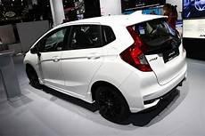 Honda Jazz Dynamic - facelifted honda jazz adds 128hp dynamic version because