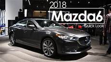 2018 Mazda6 Look Overview 2018 New York