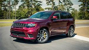 2018 Jeep Grand Cherokee Trackhawk Release Date Price And