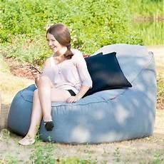 wetterfeste sitzsack lounge f 252 r verl 228 ngerte sommer
