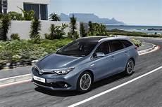 Toyota Auris Touring Sports Hybride Automobile Propre