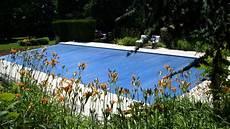 couverture hivernage piscine couverture d hivernage de piscine volet de protection