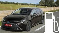 toyota corolla ts toyota corolla ts 2 0l hybrid fuel consumption economy