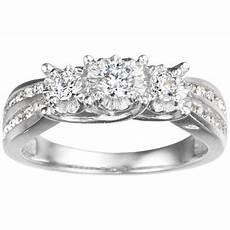 white gold wedding rings for diamonds