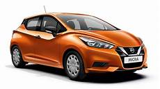 Nissan Micra Hatchback Tech Advanced Small Car 2018 Nissan