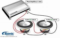 how to wire subwoofers in a car