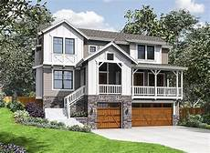 plan 23574jd northwest house plan for front sloping plan 23696jd northwest house plan for a sloping lot in
