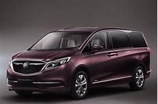buick avenir sub brand minivan made for china automobile magazine