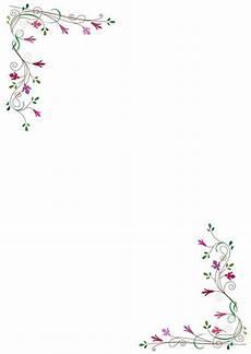 clipart cornici frame fleurs free clipart floral frame flowers