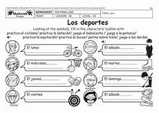 year 7 spanish revision worksheets geotwitter kids activities