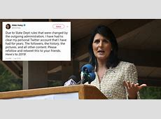can nikki haley be president
